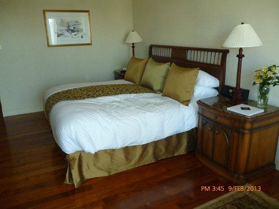 InterContinental Hotel Buenos Aires: excelente cama