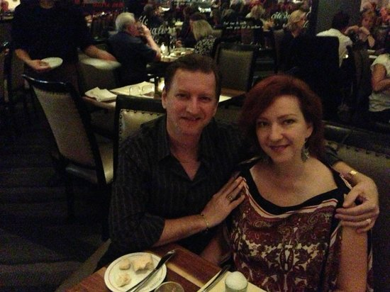Philippe Restaurant and Lounge:                   Alain & Penny Harvey at Philippe Restaurant + Lounge