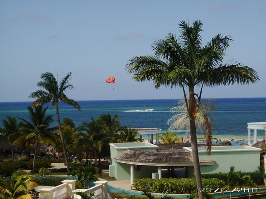 Iberostar Rose Hall Suites:                                     ParaSail