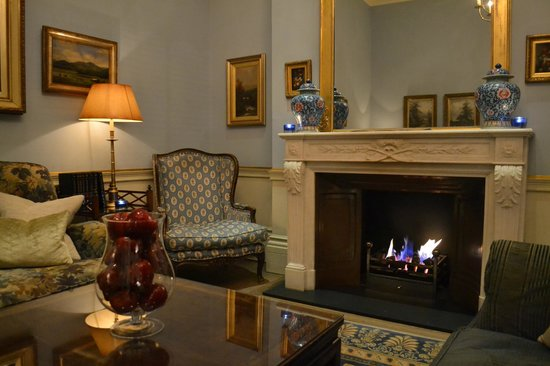 The Royal Park Hotel: The Blue Room