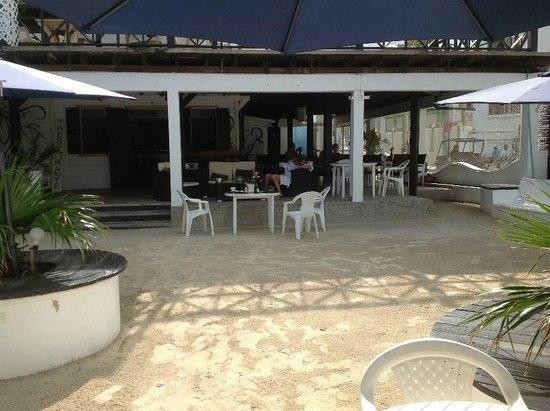 Restaurante Majia:                   L'interno