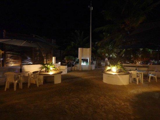 Restaurante Majia:                   Majia di sera