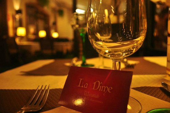 Restaurant Winstub La Dime : Ambiance