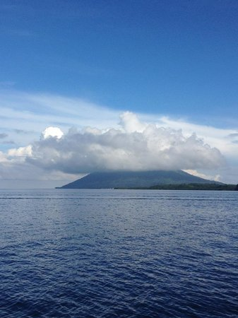 Bunaken National Marine Park:                   Some of Bunaken View