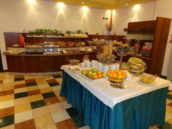 Hotel Villa Malaspina : Colazione...ottima