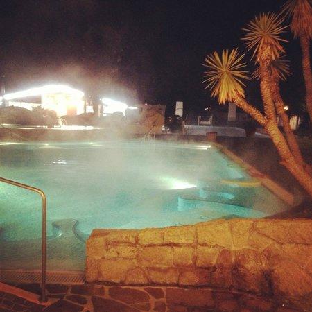 Wellness Hotel Terme delle Nazioni:                   Piscina lato esterno