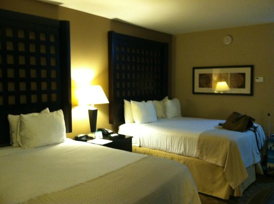 Holiday Inn Hotel & Suites Tulsa South: Room