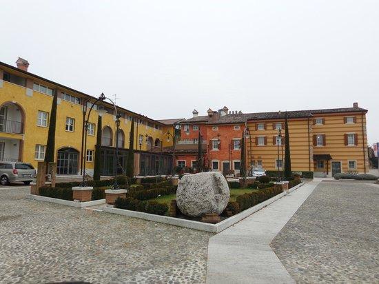 Hotel Villa Malaspina : Hotel-Ristorante