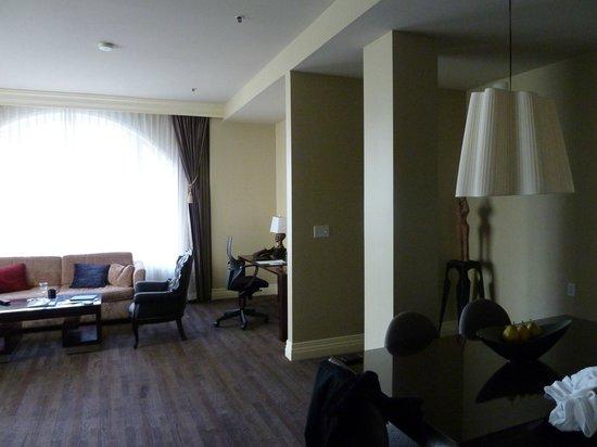 Kimpton Alexis Hotel: Suite