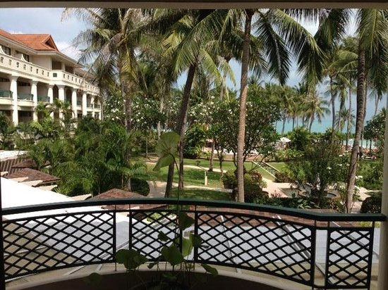 Centara Grand Beach Resort Samui:                   room wiev