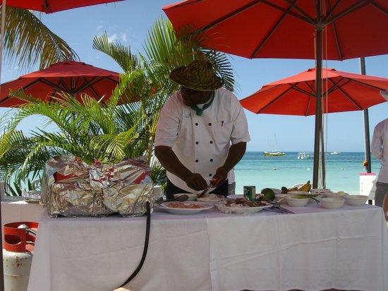 Azul Beach Resort Sensatori Jamaica by Karisma:                   Jamaican cooking lessons