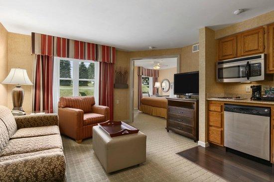 هوموود سيراكيوز/ليفربول: King bed suite