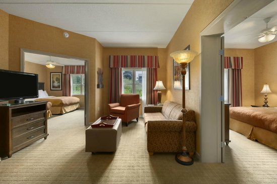 Homewood Suites Syracuse/Liverpool: Two Bedroom Suite