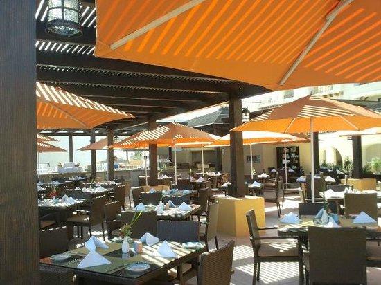 Tesoro Los Cabos: Rooftop restaurant