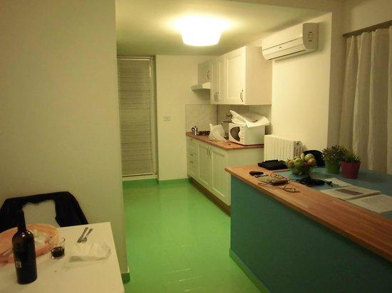 Residenza Fulco:                   La cuisine