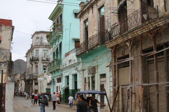 Old Havana: Havana streets