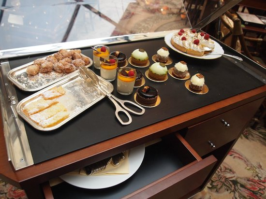 Four Seasons Hotel Firenze: sweets