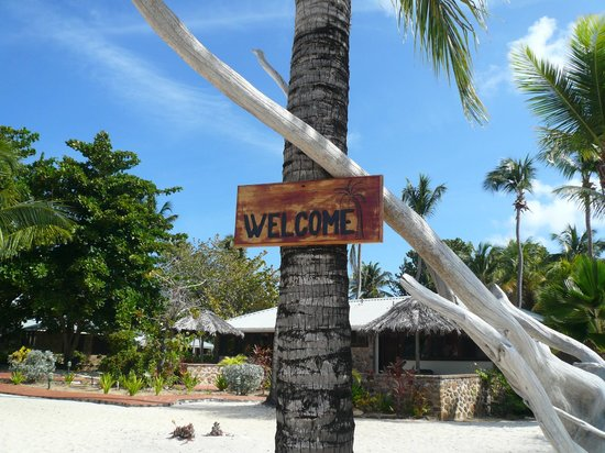Palm Island Resort & Spa:                   Welcome to paradise!