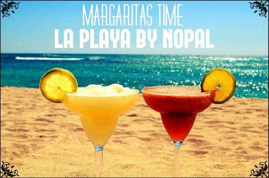 La Playa by Nopal: Las Mejores Margaritas