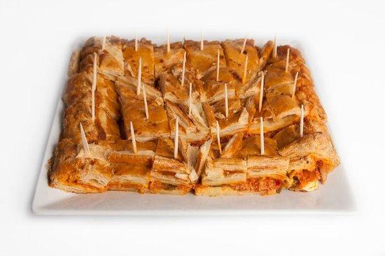 Sidreria Ven I Ven :                   Empanada Casera