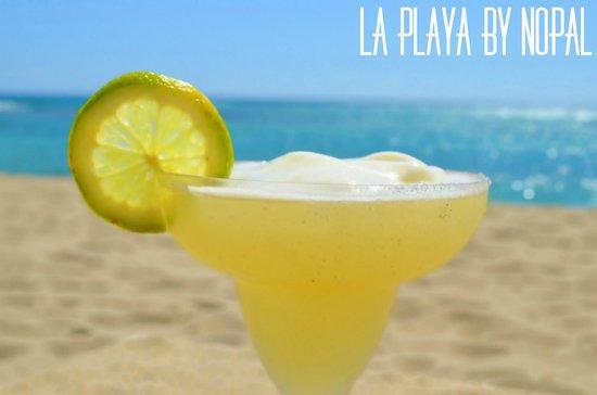 La Playa by Nopal: Margarita de Limón