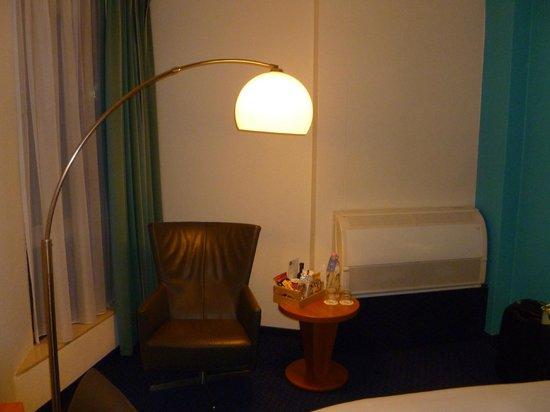 Inntel Hotels Amsterdam Centre: La camera