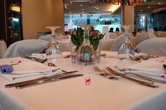 Hotel Byron: In sala da pranzo