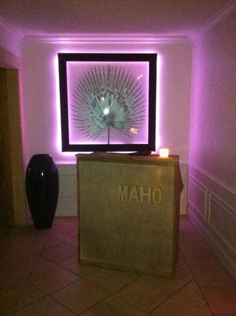 Maho Rive Droite : réception