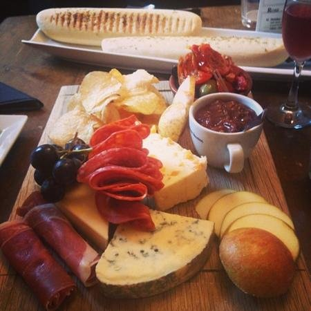 The Old Courthouse Wine and Coffee Bar:                   Amazing food and value