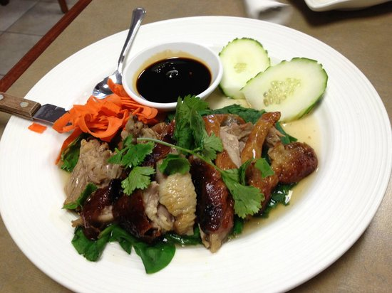 Honey Thai Restaurant :                   Duck