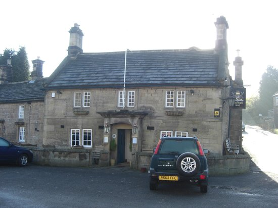 The Devonshire Arms at Beeley:                   Main Building