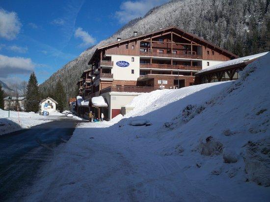 Devanture Picture Of Dormio Resort Les Portes Du Mont Blanc - Dormio resort les portes du mont blanc