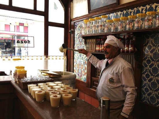 Culinary Backstreets -Tours: Boza