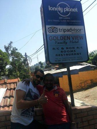 Golden View Rest:                                     le manageur arnaqueur