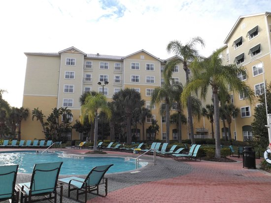 Residence Inn Orlando at SeaWorld: Pool