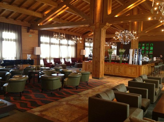 Bar picture of sport hotel hermitage spa soldeu - Sport hotel hermitage soldeu ...