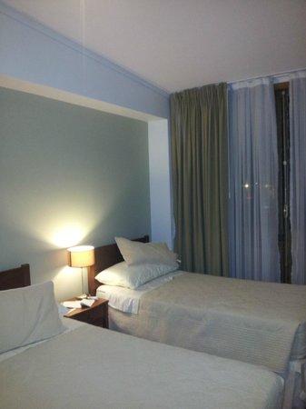 Hotel Loreto: Habitación