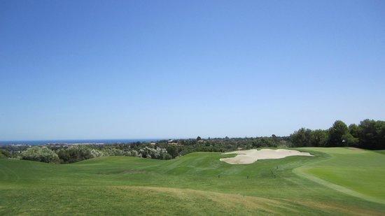 Real Club Valderrama:                   Valderrama Golf Course 11th hole