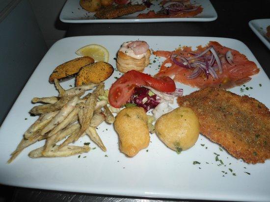 Jure Cafe Restaurant: capricci di mare