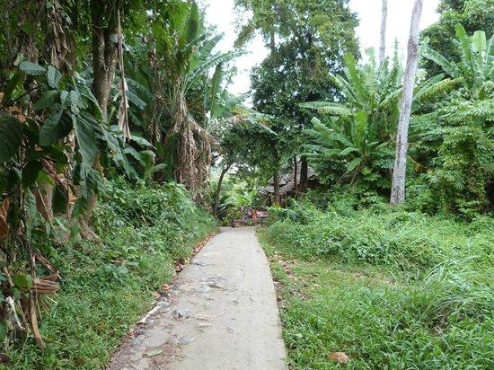 Bulonhill Resort:                   Main road!