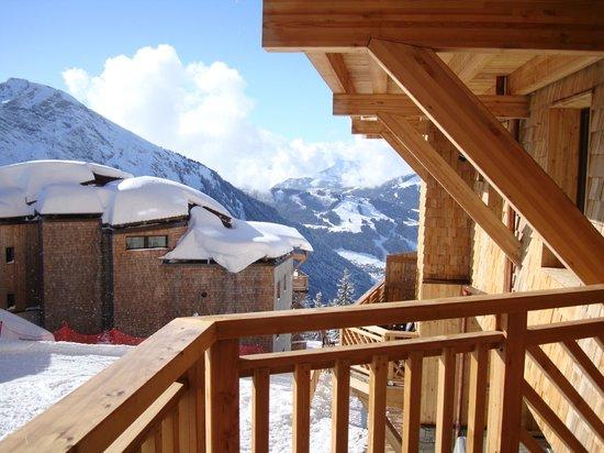 Pierre & Vacances Premium Residence L'Amara:                   Balc view
