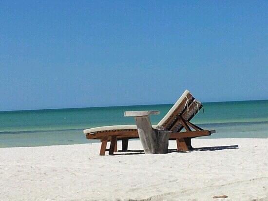 Holbox Hotel Mawimbi:                   Paradiset !