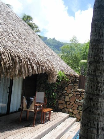 Manava Beach Resort & Spa - Moorea:                   Room