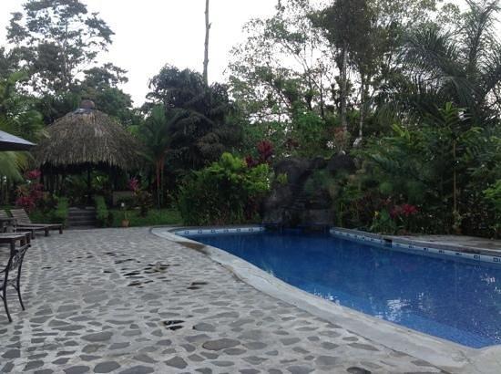 Hotel Kokoro Arenal:                                     la pileta