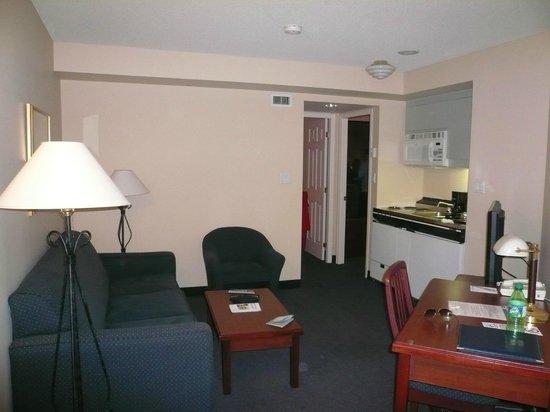 羅瑟達爾羅布森套房飯店照片
