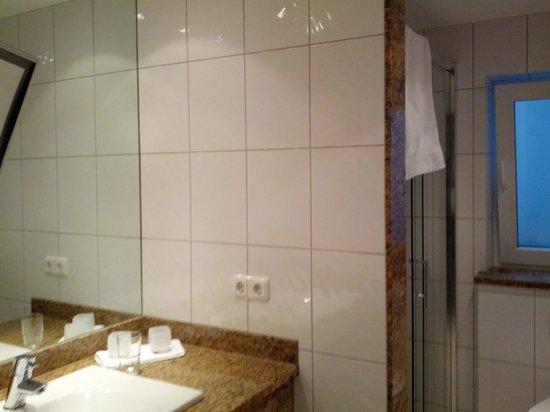 Gästehaus Pension Ehrlich: Bagno 4