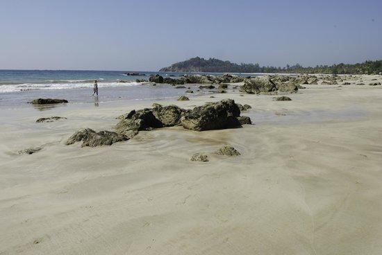 Thande Beach Hotel: Ngapali Beach