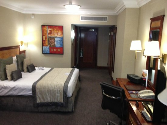 โรงแรมแกรนจ์ ซิตี้:                   Bedroom