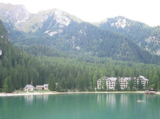 soggiorno / wohnraum - picture of appartements rose, san candido ... - Soggiorno Lago Di Braies