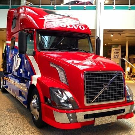 Volvo Museum:                                     best truck